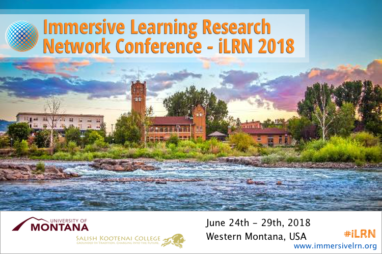 4th Immersive Learning Research Network Conference (iLRN 2018)