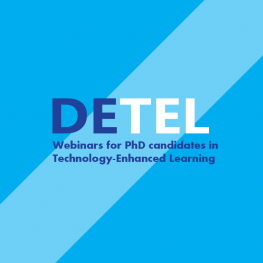 DETEL webinars logo