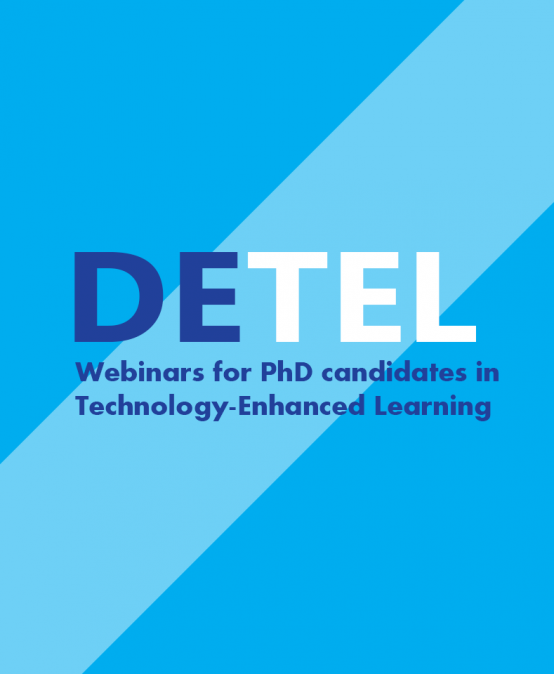 Introduction to PHD in Technology-Enhanced Learning