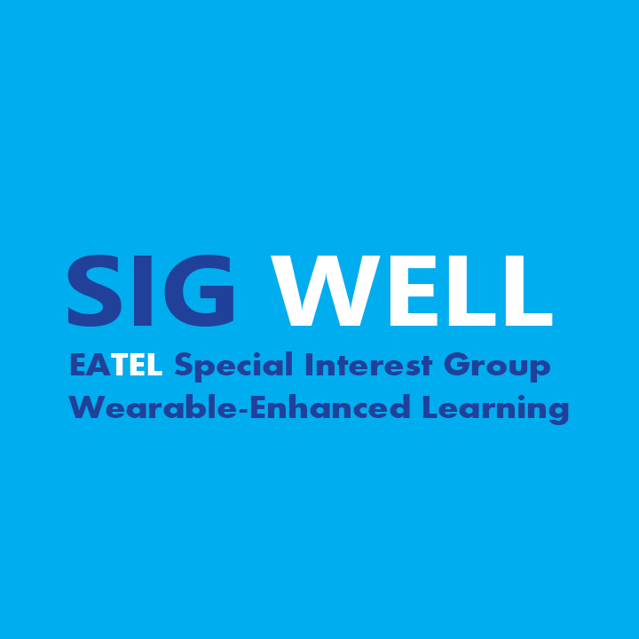 """SIG WELL Design Challenge """"Envisioning Wearable Enhanced Learning"""" at EC-TEL 2015"""