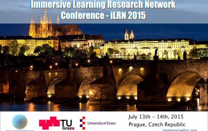 Special Track on Wearable-technology Enhanced Learning (WELL) at the Immersive Learning Research Network Conference iLRN 2015 (WELL@iLrn 2015)